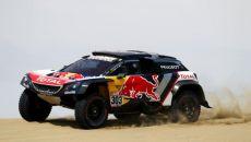 Los coches más potentes del Rally Dakar 2018
