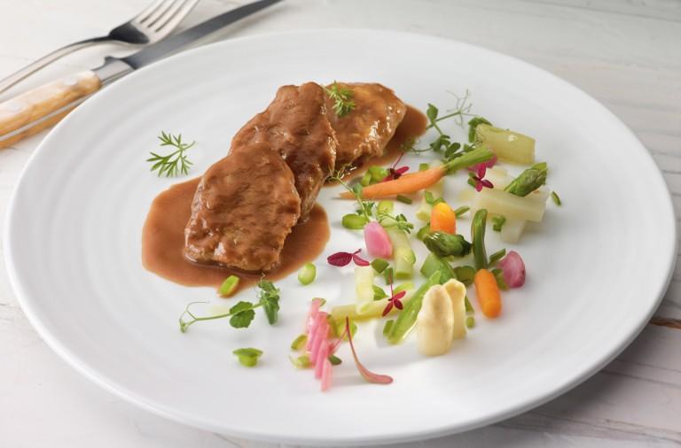 receta, lengua de cerdo en salsa, martin berasategui, xlsemanal