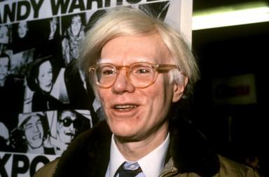 Andy Warhol conocer arte