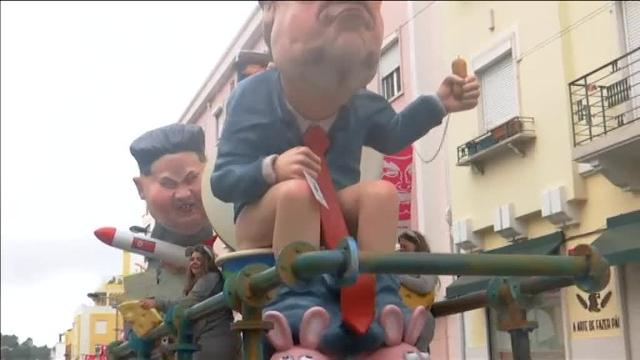Así retumba el carnaval por todo el planeta