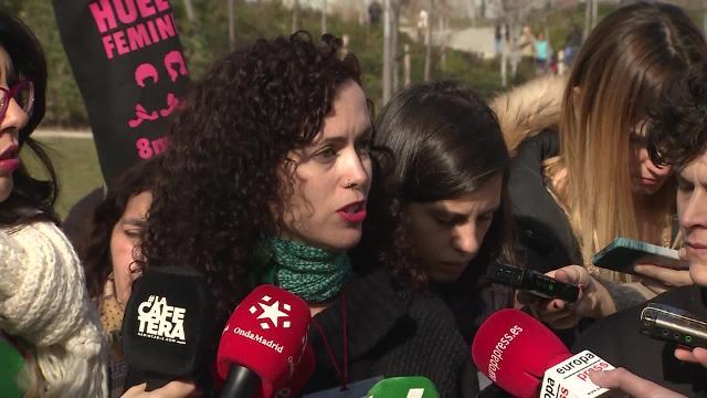 """Feministas responden a Inés Arrimadas: """"Todo está ideologizado"""""""