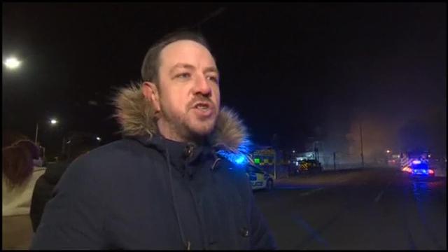 Al menos 6 heridos tras una explosión en un edificio de Leicester