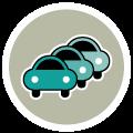 icono tráfico