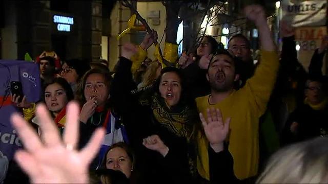 Los Mossos intervienen en los aledaños del Palau de la Música