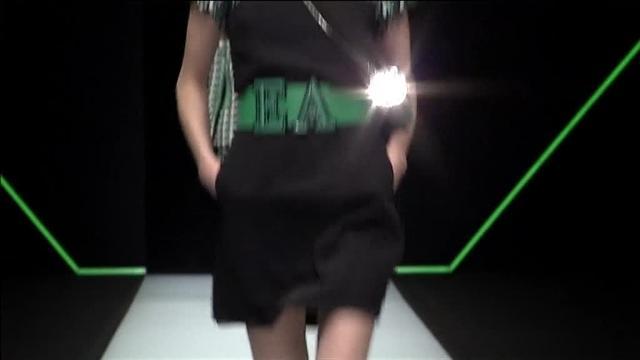 Armani combina elegancia y comodidad en la Semana de la Moda de Milán