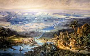 Miles de muertos, el precio de una obra faraónica