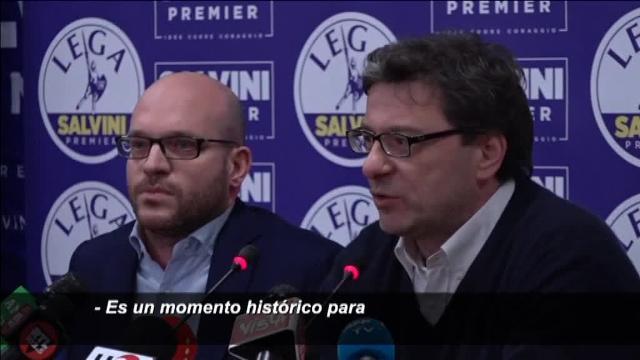 El Movimiento 5 Estrellas gana las elecciones en Italia pero no podrá gobernar en solitario