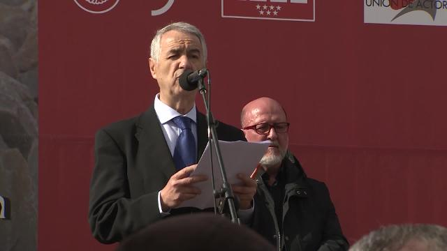 Madrid recuerda a las víctimas del 11M catorce años después