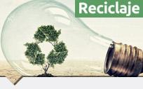 Reciclaje y tratamiento de residuos