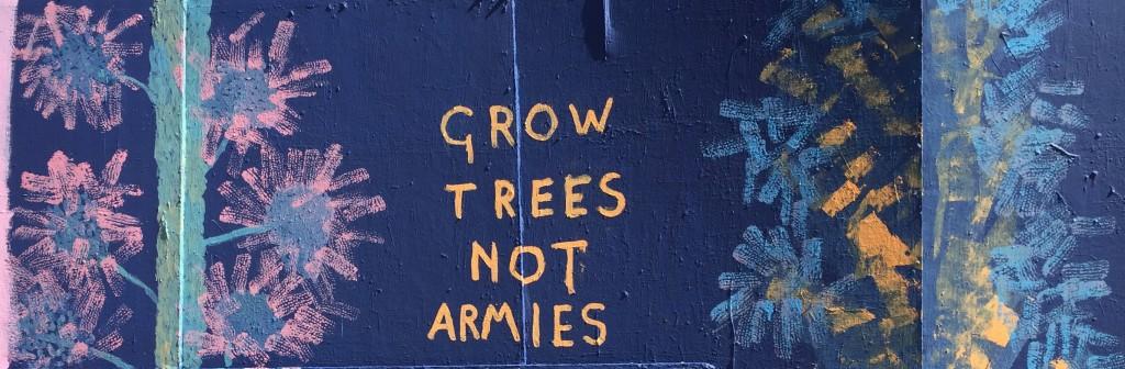 grow trees not amies