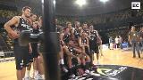 El Bilbao Basket calienta motores