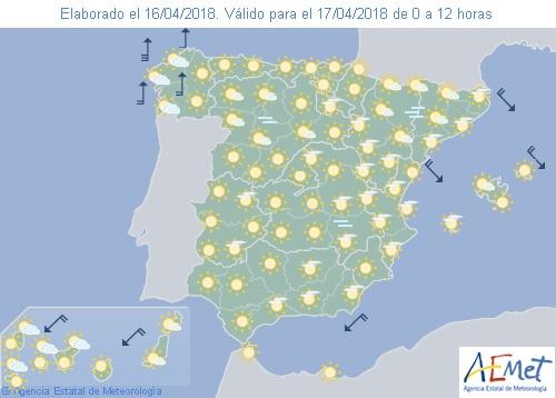 Mapa significativo España.