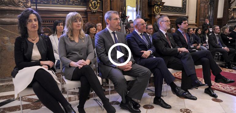 Declaración institucional del Centenario de Eusko Ikaskuntza