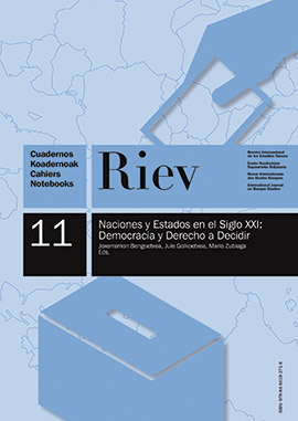 RIEV. Cuadernos, 11. Naciones y Estados en el Siglo XXI: Democarcia y Derecho a Decidir