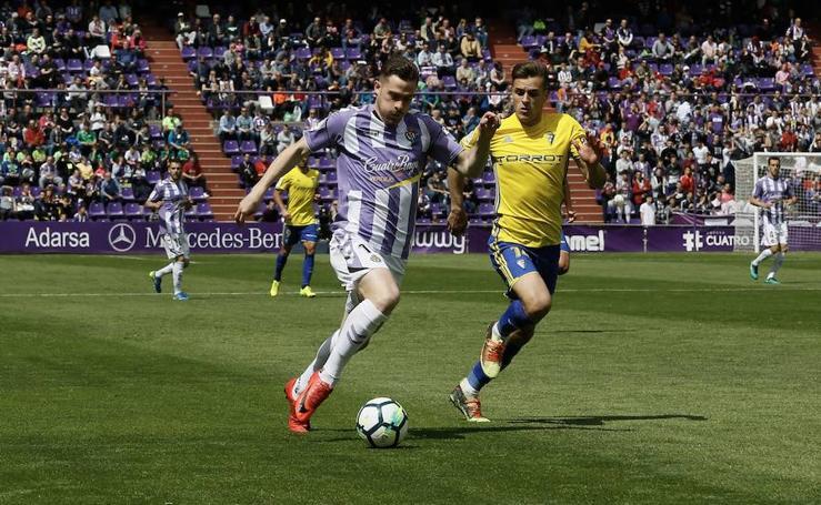 Real Valladolid 1 - 1 Cádiz