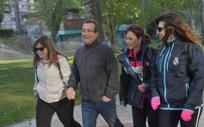 Arranca la 41 Marcha Asprona de Valladolid (5/5)