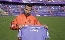Al Mousa firma por el Al Ahli en mitad de su cesión al Real Valladolid