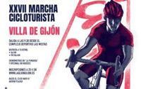 XXVII Marcha cicloturista Villa de Gijón