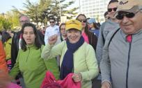 Arranca la 41 Marcha Asprona de Valladolid (2/5)