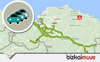Cámaras de tráfico, radares y gasolineras en Bilbao