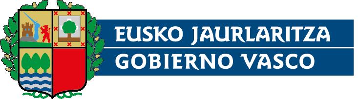 Logotipo Gobierno Vasco