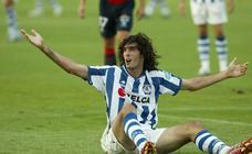 La trayectoria de Carlos Martínez por la Real Sociedad, en imágenes