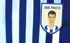 La Real se despide de Xabi Prieto y Carlos Martínez