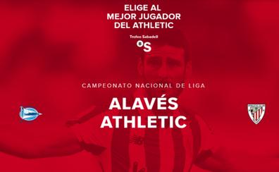 Concurso: elige al mejor jugador del Athletic