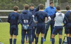 El Sanse puede terminar líder hoy en Tafalla (18.00) ante el Peña Sport