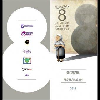 8 de marzo - Día Internacional de la Mujer en Arrasate/Mondragón