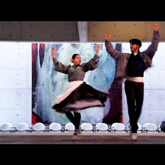 Cursos de danza para adultos con Lurra Dantza Taldea en Urretxu