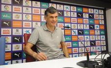 Mendilibar aspira a que el Eibar llegue a los 50 puntos y mantenga su puesto