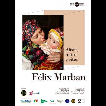 Exposición: Felix Marbán - ALISTE, MITOS Y RÍTOS en Eibar
