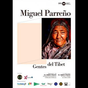 Exposición: Miguel Parreño - GENTES DEL TIBET en Eibar