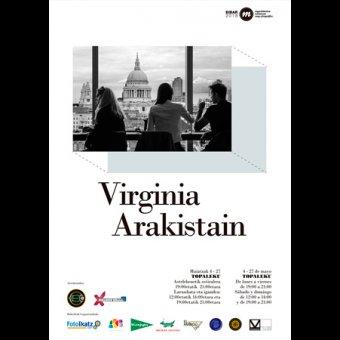 Exposición: Virginia Arakistain - MAS DE 30 AÑOS CON EL GRUPO en Eibar