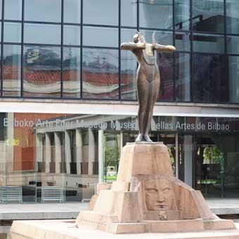 Museo de Bellas Artes de Bilbao en Bilbao