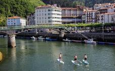 La falta de empresas para restaurar el puente de hierro de Ondarroa retrasa su reapertura