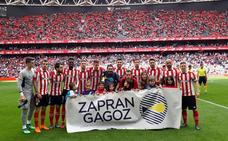 El Athletic se suma a la fiesta de la Escuela Pública Vasca en Lekeitio