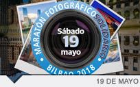 Inscríbete ya al Maratón Fotográfico de Bilbao