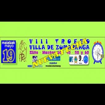Ciclismo: VIII Trofeo Villa de Zumarraga - Gipuzkoako Txapelketa en Zumarraga