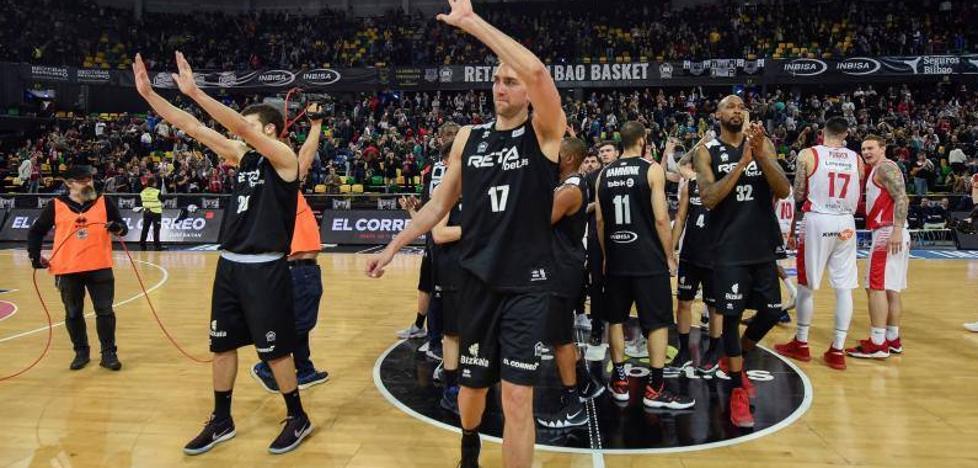Desciende el Bilbao Basket: Funeral multitudinario