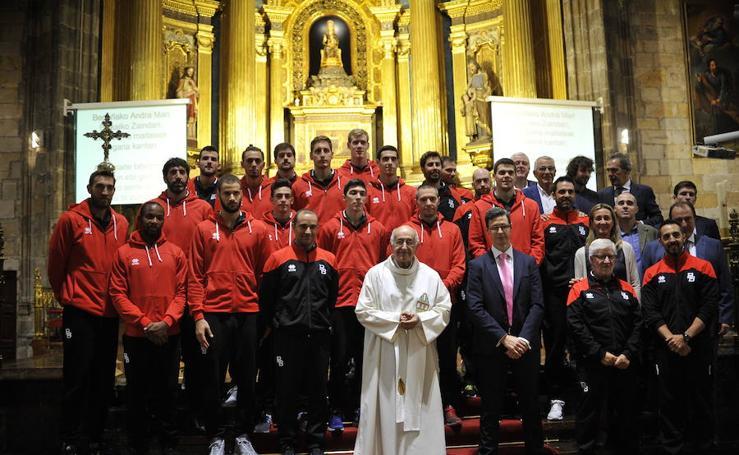Aburto recibe al Bilbao Basket