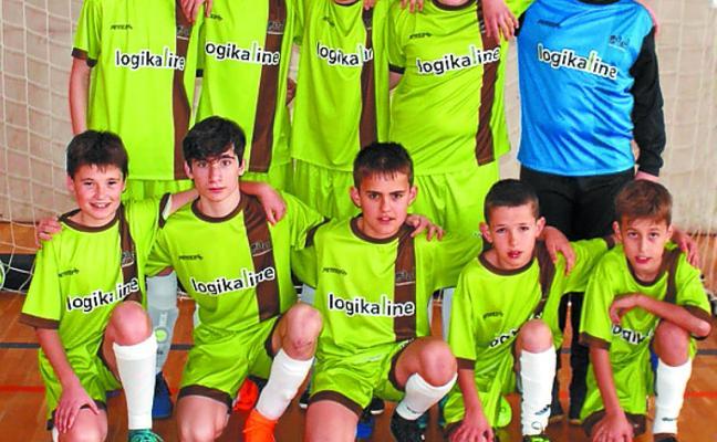 Gael taldea hirugarren Areto Futboleko Munduko Txapelketan