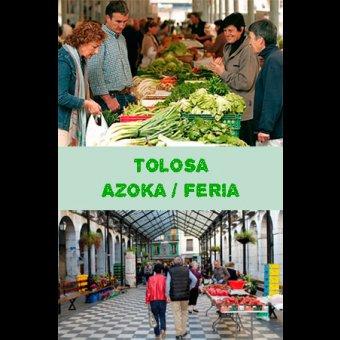 Visita guiada: Mercado de Tolosa en Tolosa