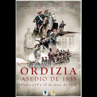 Ordizia - Representación Asedio Carlista en Ordizia