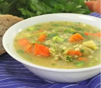 Sopa minestrone provenzal