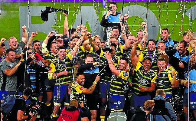 El Cardiff Blues conquista la Challenge Cup ante Gloucester