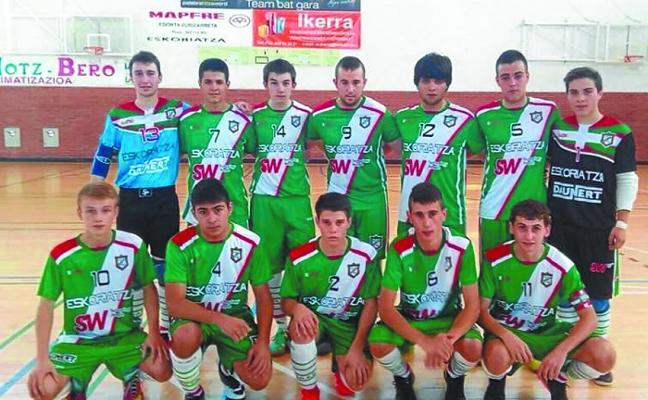 El juvenil nacional se juega pasar a la final del Campeonato de Euskadi
