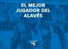 Elige al mejor jugador del Alavés y podrás ganar una escapada gastronómica en un parador