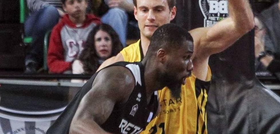La ACB sanciona con 1.200 euros y 'partido perdido' al Bilbao Basket por uso indebido de la megafonía frente al Iberostar